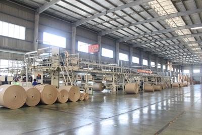 德国BHS纸板生产线
