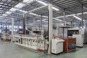 各型号高速印刷机